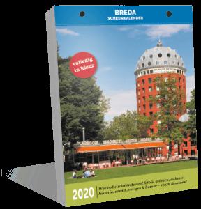 Hallo Breda Scheurkalender 2020